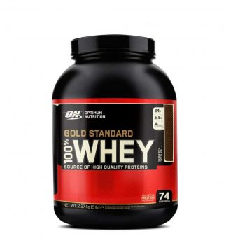 golden standard 100% whey