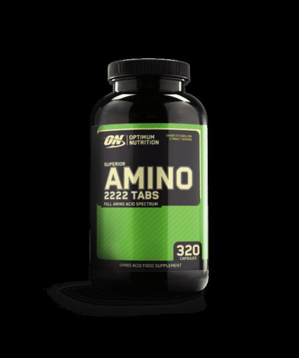 (Optimum Nutrition) Amino 2222 160 Tabs o 320 Tabs