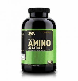 AMINO 2222 TABS 160 TABS
