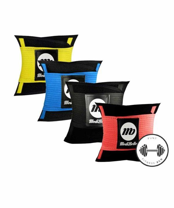 (MediBelle) Faja Abdominal Modelador Cintura (Talla S, M, L)