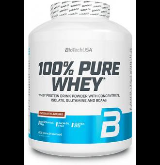 100% pure whey 5lbs biotech