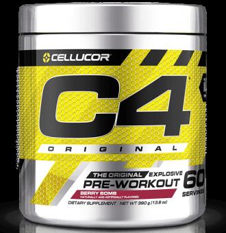 C4 Cellucor 60serv
