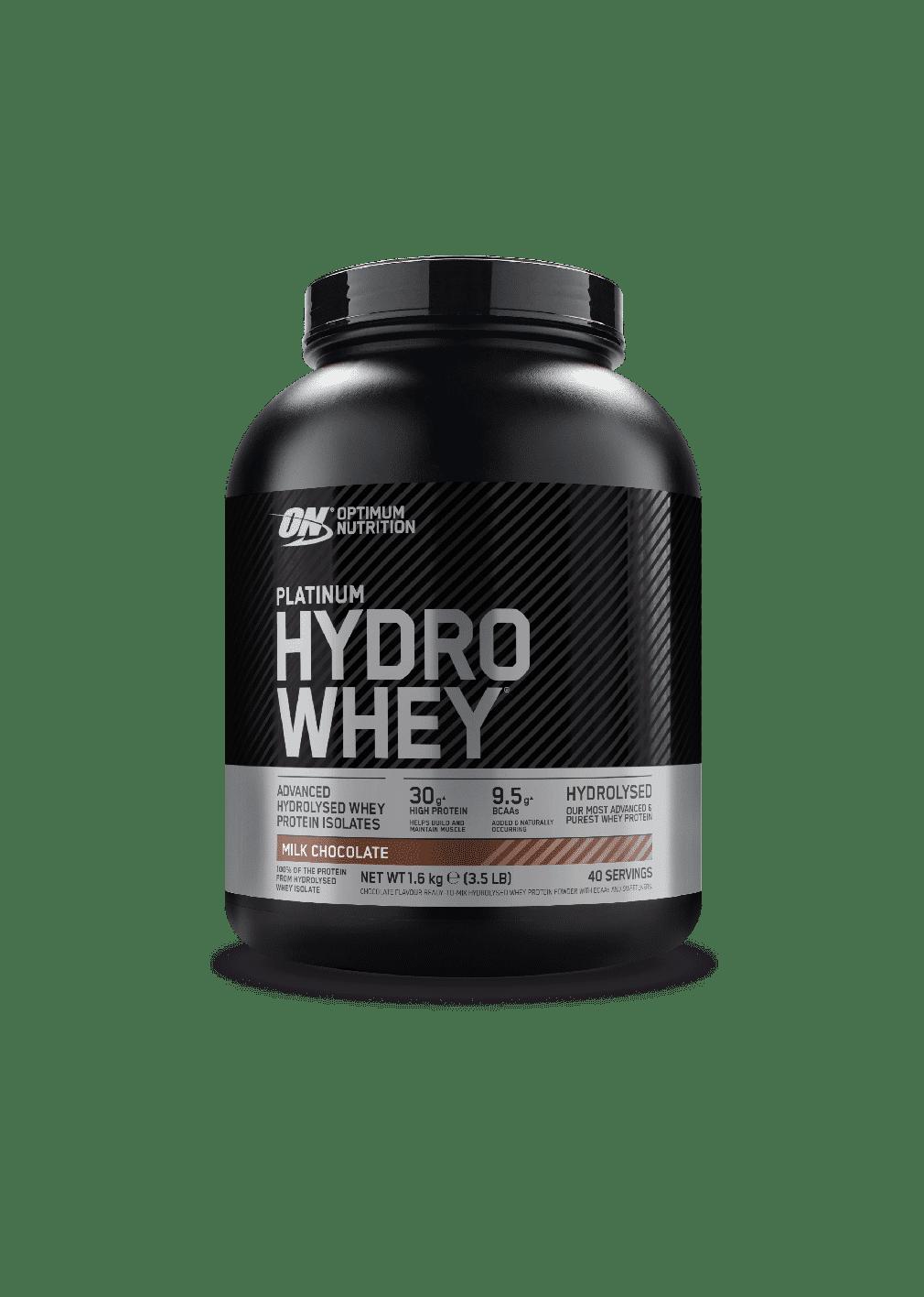 (Optimum Nutrition) Platinum Hydro Whey - Hidrolizada (1.6 kg )