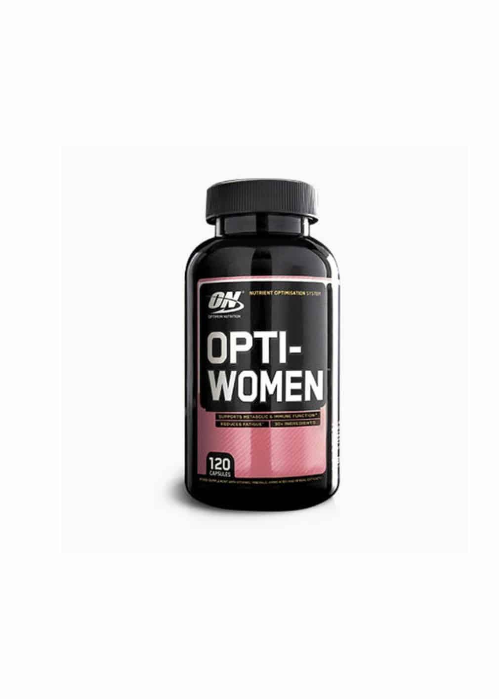 (Optimum Nutrition) Multi Vitamínico Opti-Women (60caps o 120caps)