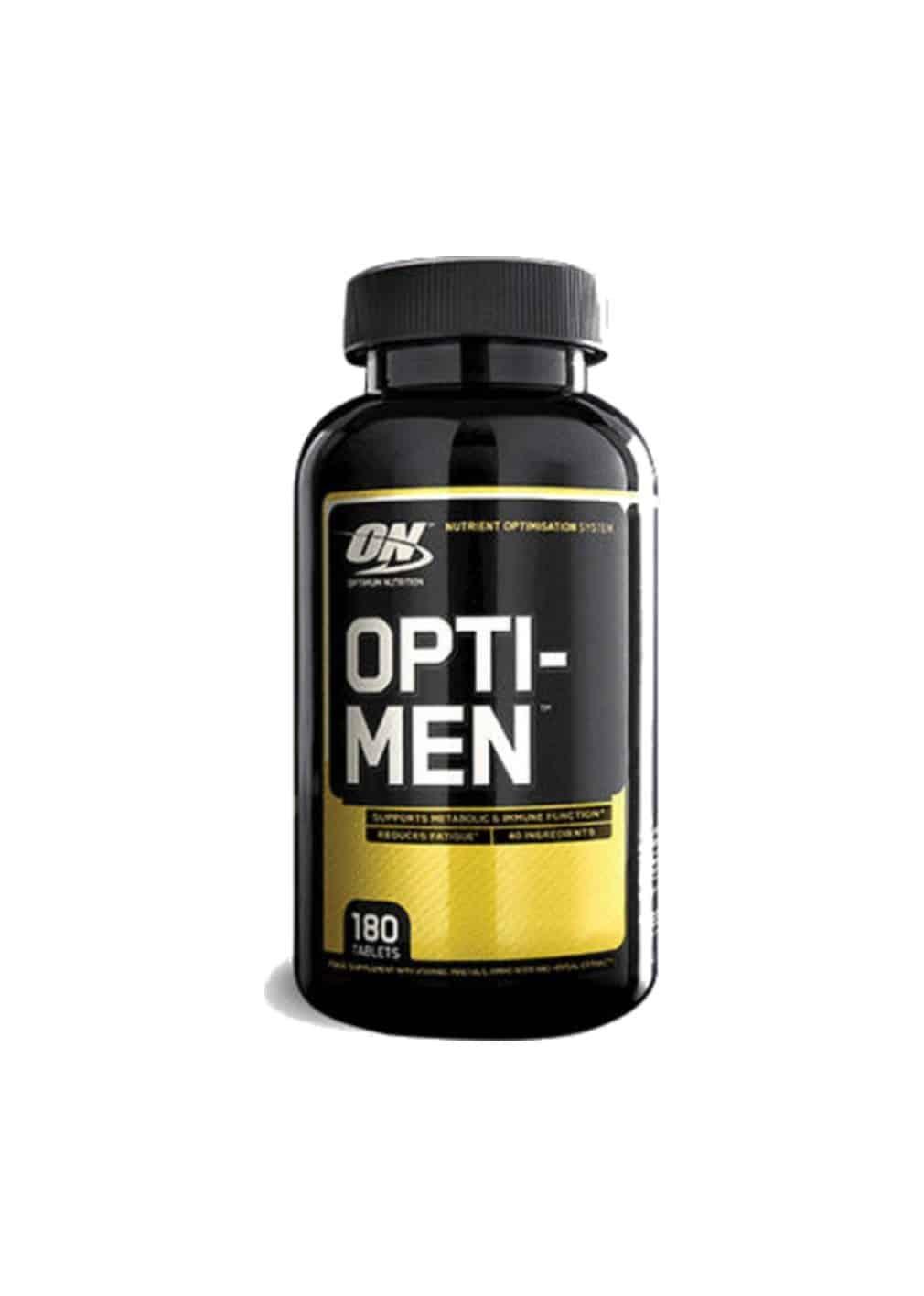 (Optimum Nutrition) Multi Vitamínico Opti-Men (90caps o 180caps)
