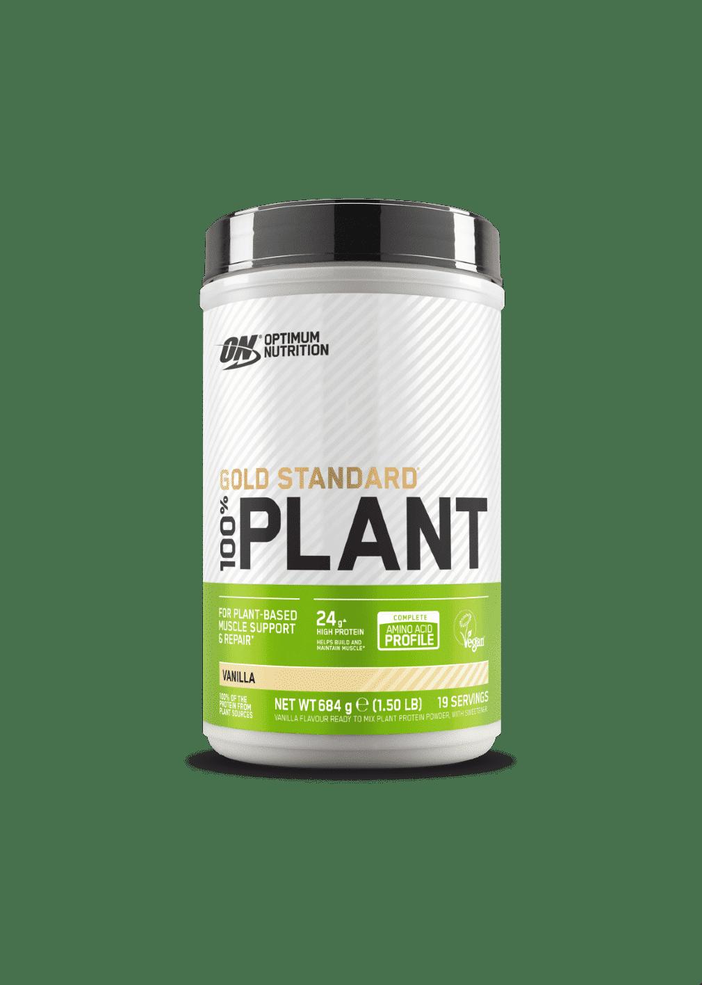 (Optimum Nutition) Gold Standard 100% Plant (684gr)