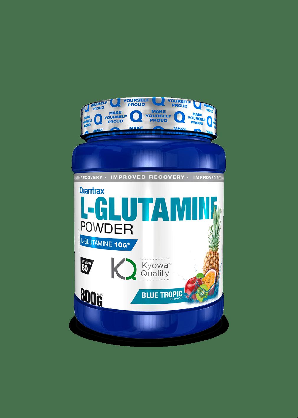 (Quamtrax ) Kyowa L-Glutamina Powerder De (400g o 800g)