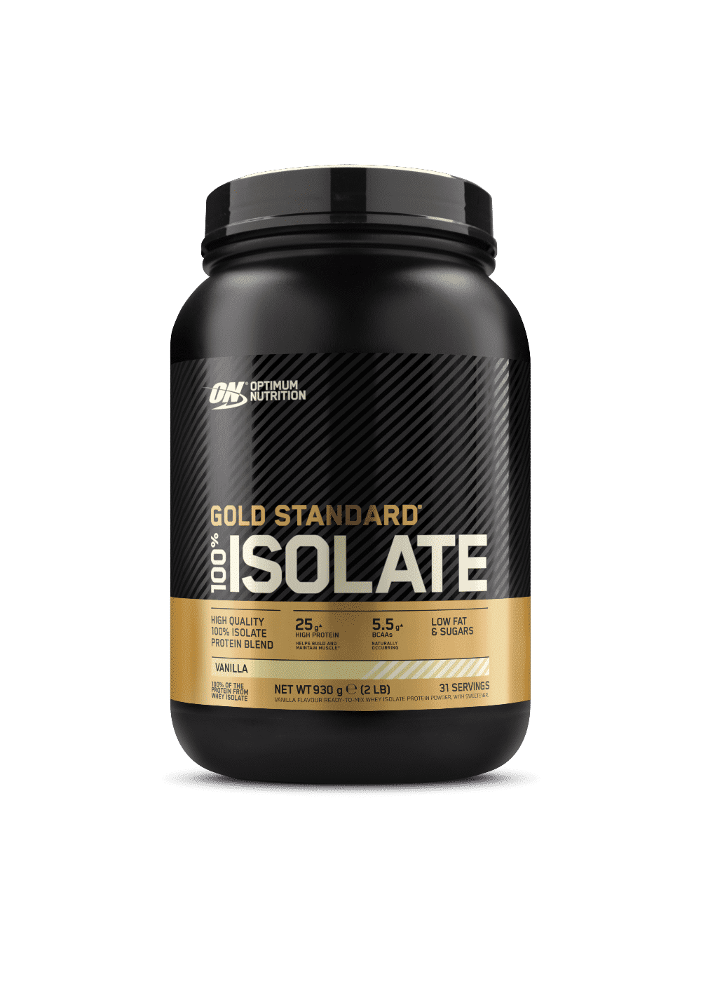 (Optimum Nutrition) Gold Standard 100% isolada (930g)