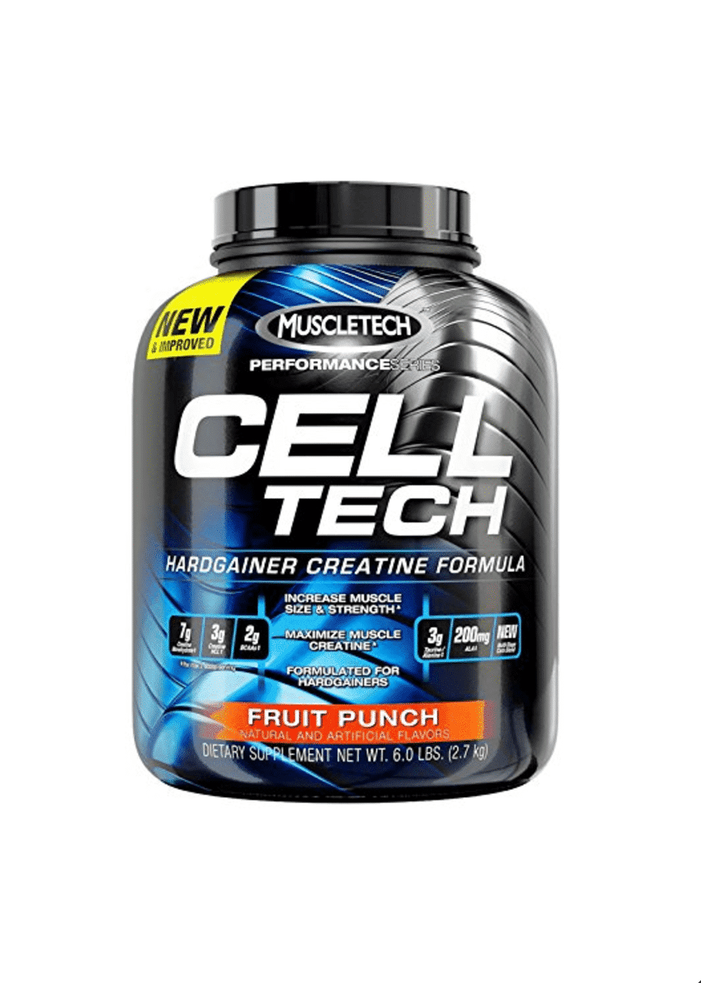 Creatina Cell Tech Performance
